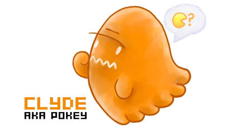 pacman-clyde