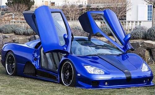 Los 10 automoviles mas caros del mundo 2008-2009 2