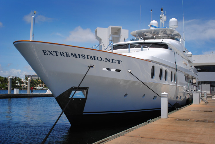 extremisimo barco
