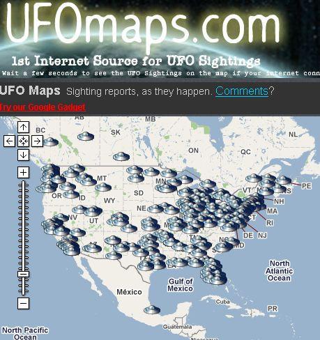 ufomaps