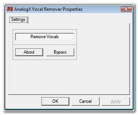 vocal-remover