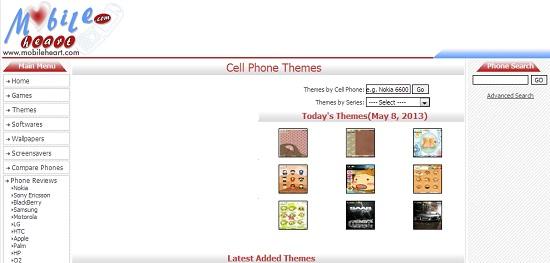 temas para celulares
