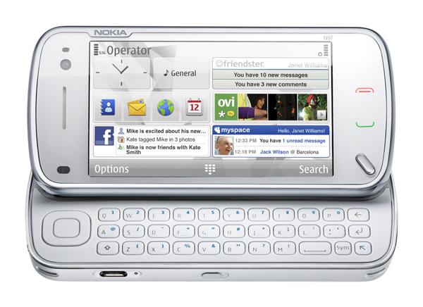 Temas para celulares Nokia  N97