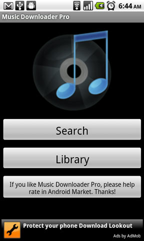 Music-Downloader-Pro-android