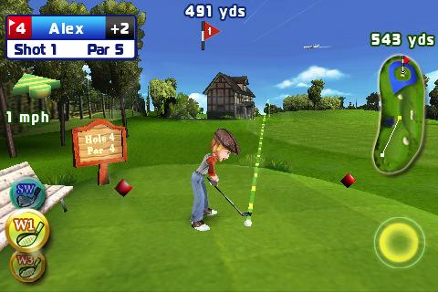 let´s golf