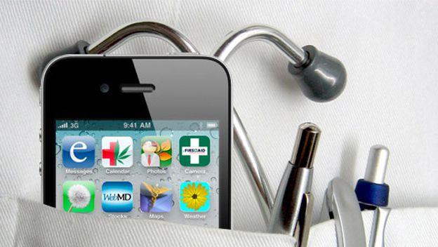 Doctores Móviles Las apps medicas en español