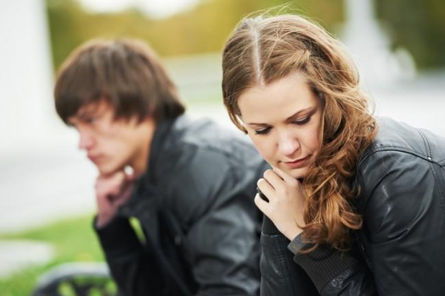pretextos para terminar con pareja