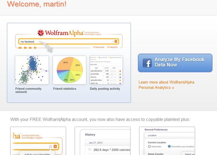 analizar tu cuenta de facebook