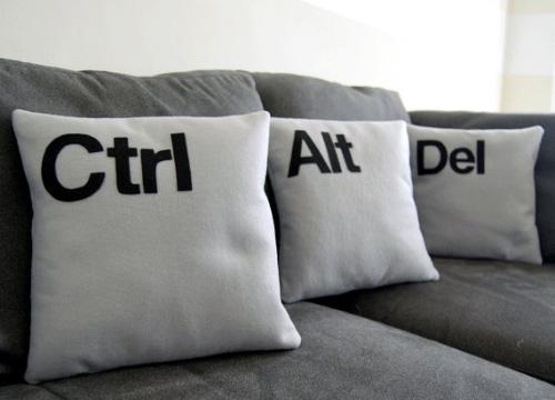 almohadas geek