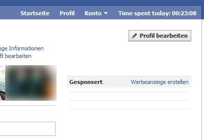 cuanto tiempo pasas en facebook