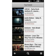 descargar videos de YouTube en Nokia