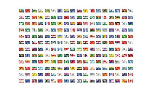 iconos de banderas 2