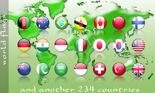 iconos de banderas 5