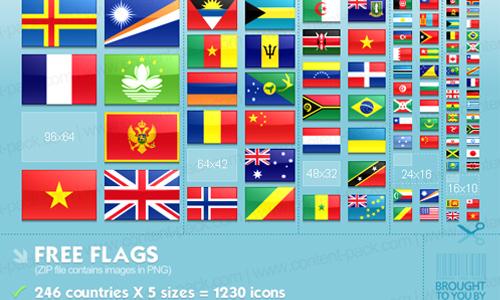 iconos de banderas 8
