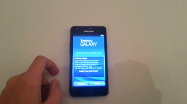 Actualizar un Galaxy SII a Android 4.1 Jelly Bean