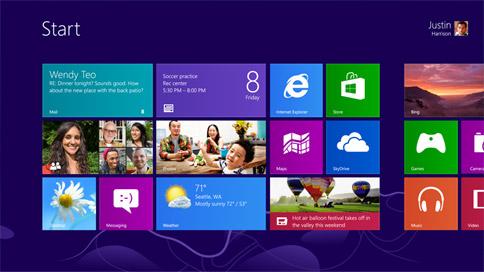 Descargar la ISO de Windows 8