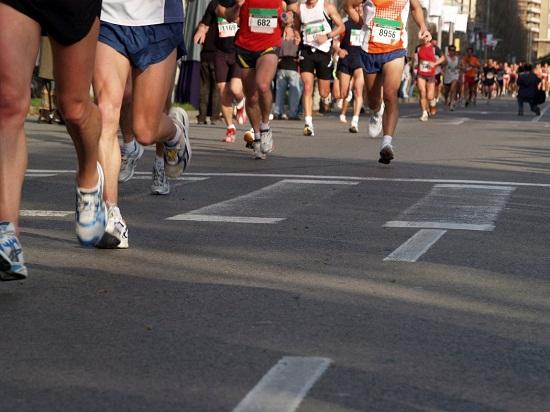cambiar las zapatillas para correr
