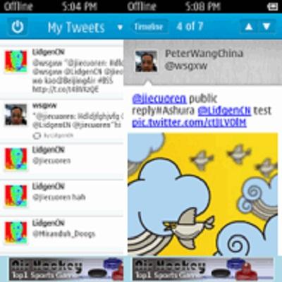 clientes de twitter para symbian