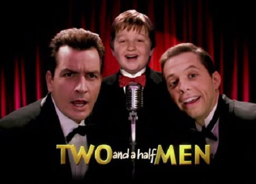 curiosidades de two and a half men