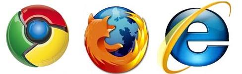 Borrar datos de navegación en Firefox, Chrome y Explorer