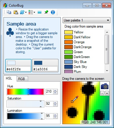 ColorBug