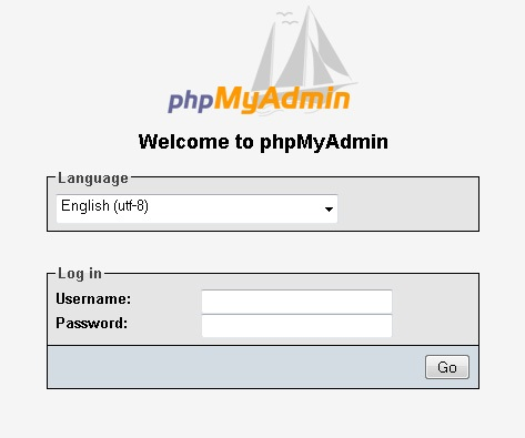 phpMy Admin Timeout Preventer