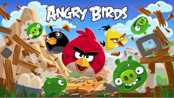 Angry Birds para Nokia C3