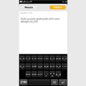 Aplicaciones para Nokia N9 Mesinput