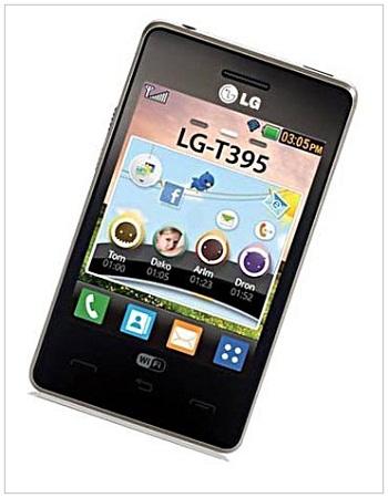 Juegos para LG T395
