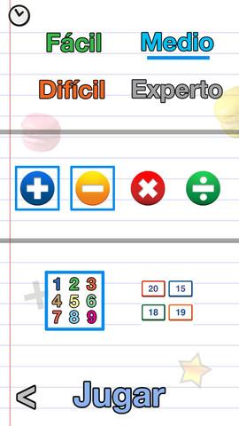 Aplicaciones educativas para iPad de matemáticas
