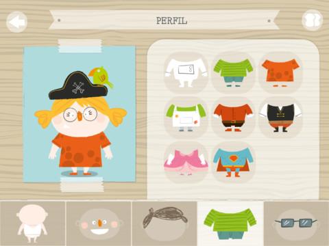 Aplicaciones educativas para iPad 1