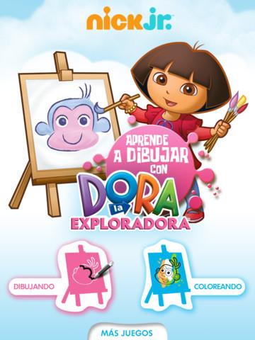 Aplicaciones educativas para iPad Dora La Exploradora