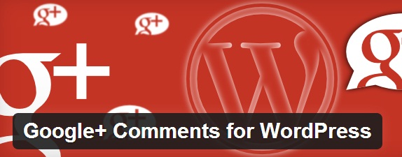 comentarios de google+ en wordpress blogs