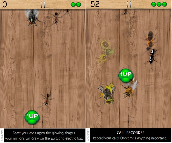 Ant Smasher para Windows Phone