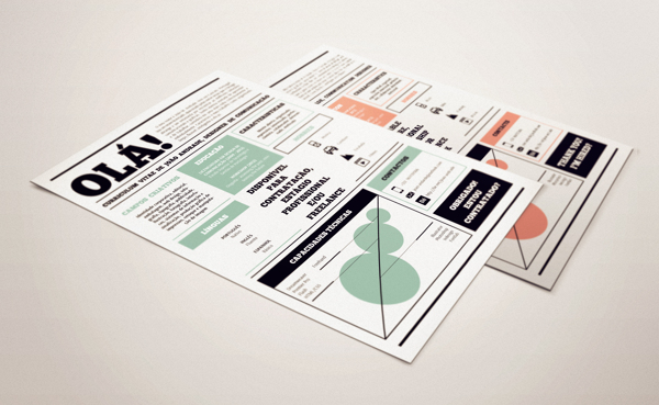 Diseños de currículum