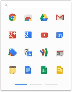 Lanzador de aplicaciones de Chrome