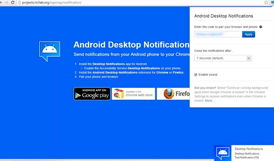 Notificaciones de Android 1