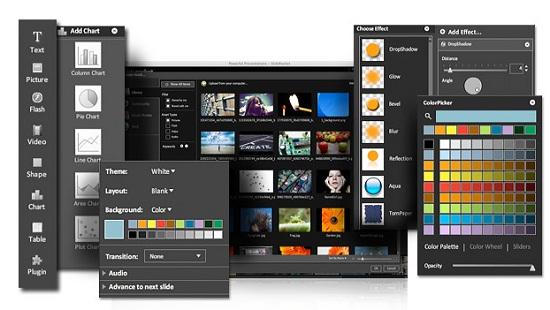 SlideRocket para crear presentaciones