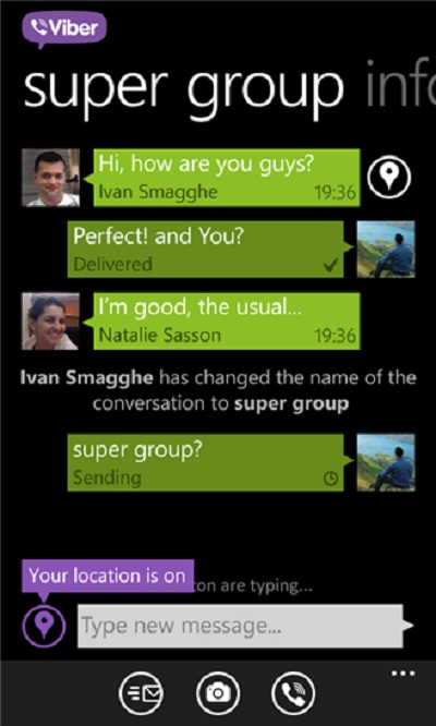Alternativa a Skype para Lumia 505