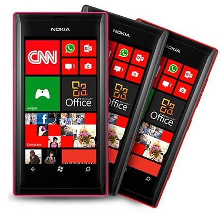 Skype para Lumia 505