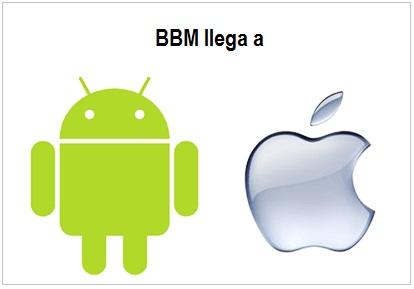 WhatsApp vs BlackBerry Messenger 1