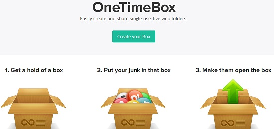 OneTimeBox