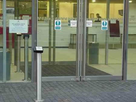 Puertas automáticas no se abren