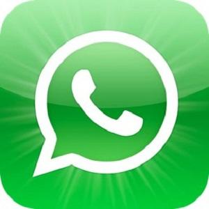 Conectar a whatsapp en blackberry 1