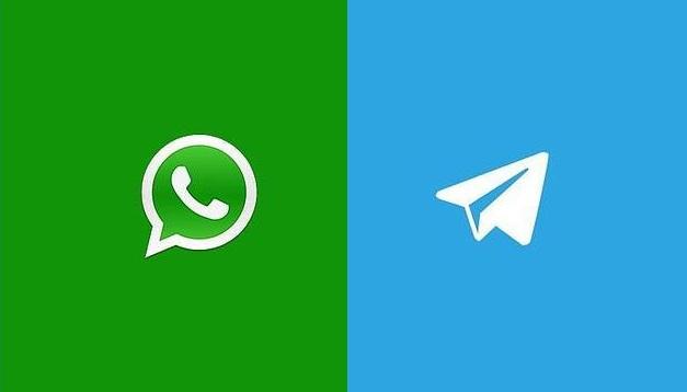 whatsapp mejor que telegram