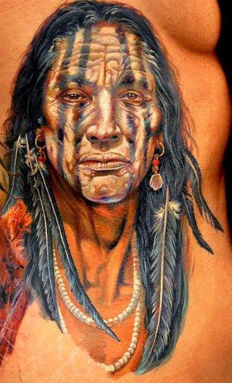 Tatuajes realistas 1