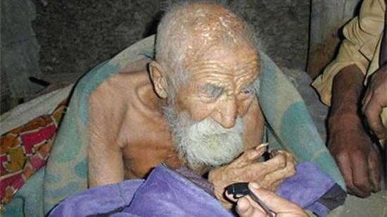 el hombre de 179 años