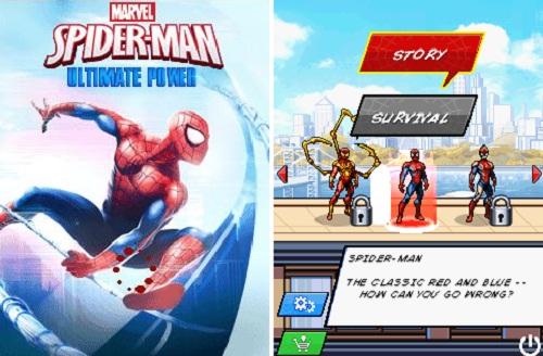 juego del hombre araña para nokia asha