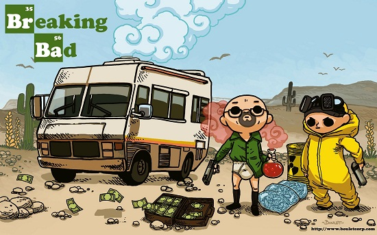 wallpapers de breaking bad 3