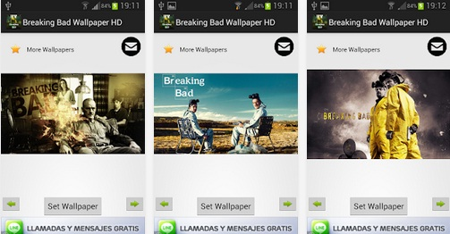 wallpapers de breaking bad para android